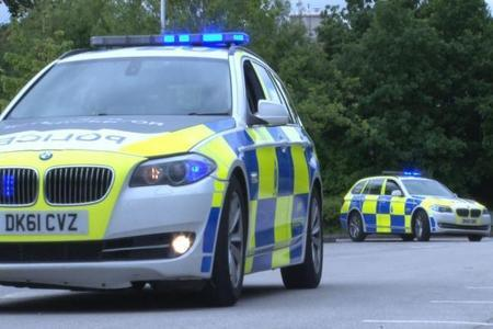 Man charged with ten offences after A13 crash left woman seriously injured