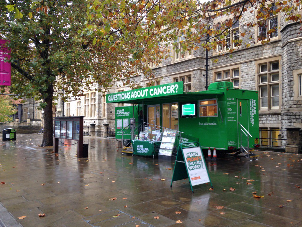 Macmillan Cancer Support Information Service in Romford