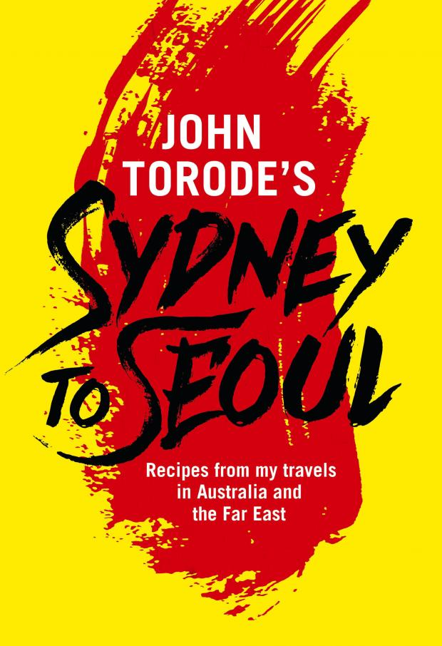 Echo: Undated Handout Photo of the book cover of John Torode's Sydney to Seoul: Recipes from my travels in Australia and the Far East, published by Headline. See PA Feature FOOD Recipe Lamb Salad. Picture credit should read: PA Photo/Headline/Yuki Sugiura.
