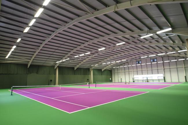 Holding a tournament - David Lloyd Southend