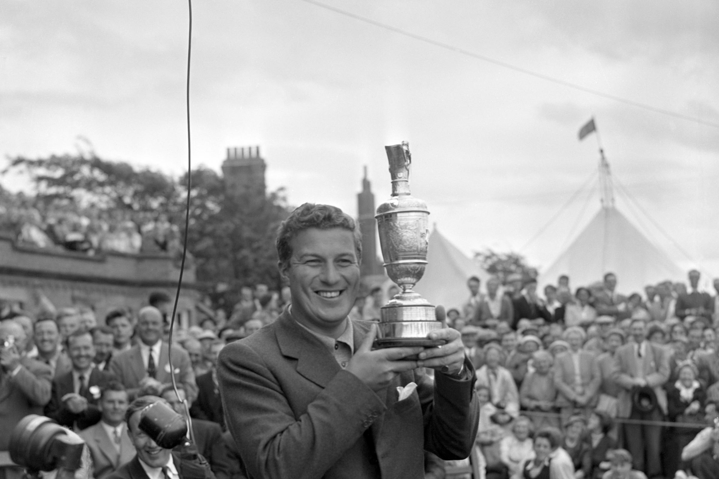 Peter Thomson One Of The Greatest Links Players Ever Jordan