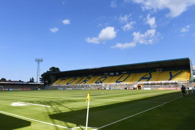 Groundshare - Billericay Town's opening day clash with Truro City will be played at Torquay United's Plainmoor