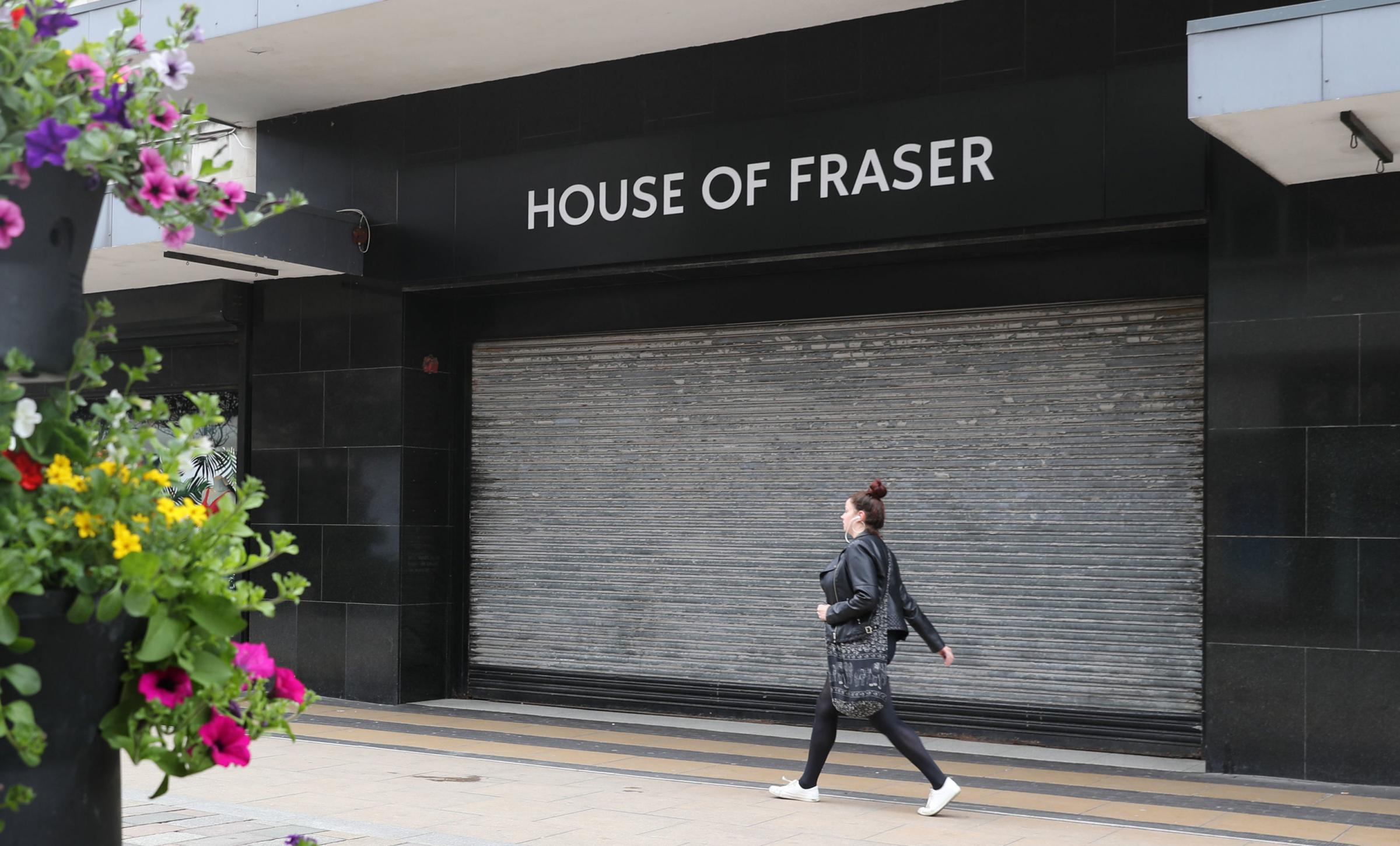 Sports Direct set to save House of Fraser