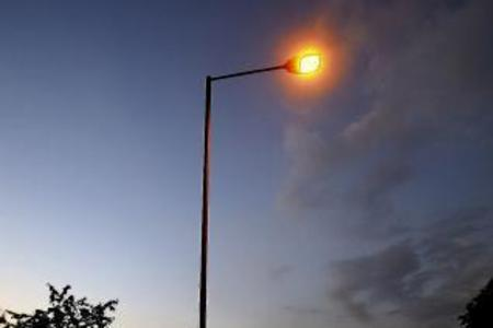 Basildon street lights to be back on at night from today