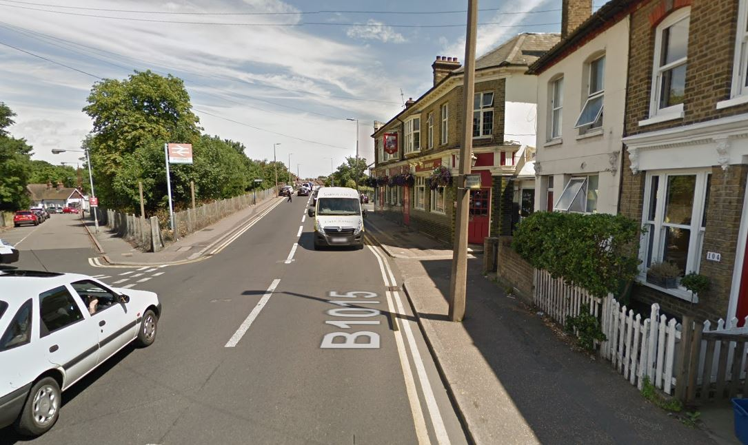 Cyclist left with fractured skull in hit and run