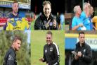 Ready for action - south Essex's non-league managers