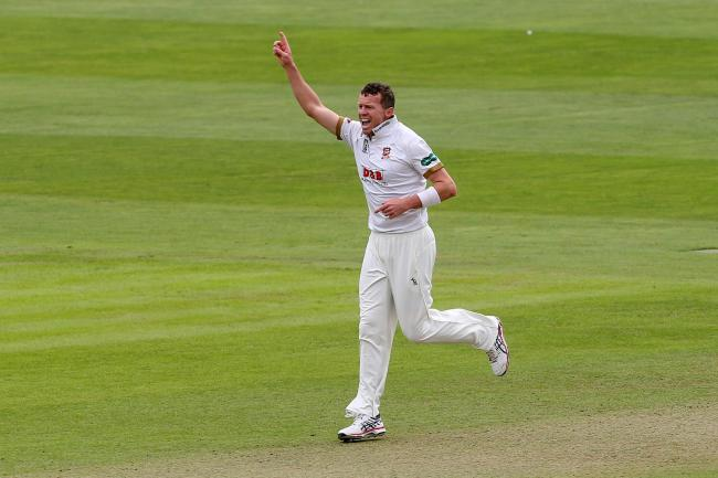 Wicket-taker - Peter Siddle Picture: TGSPHOTO