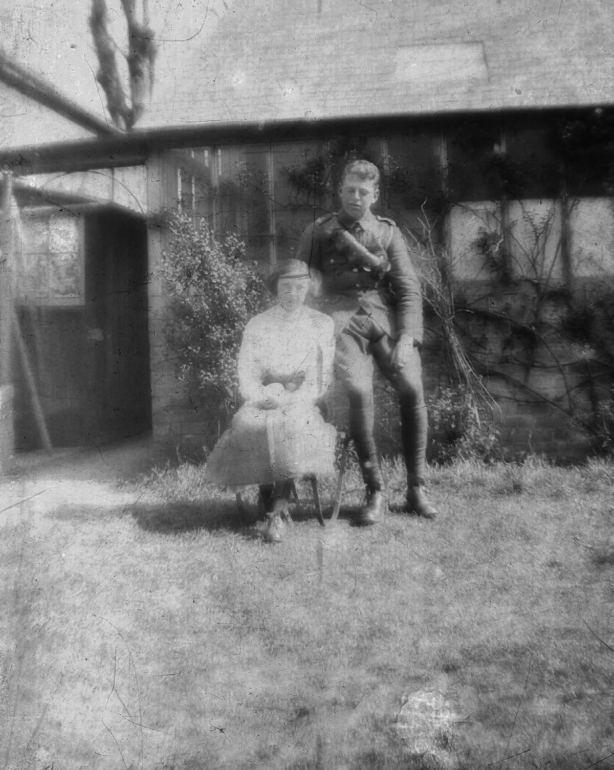 Greg Packs Dusty Box Reveals Haul Of Old Family Photos Echo