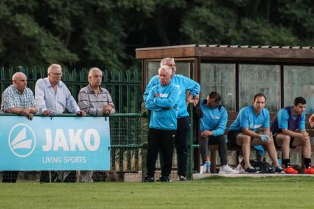 Defeated - John Coventry's East Thurrock United Picture: MIKEY CARTWRIGHT