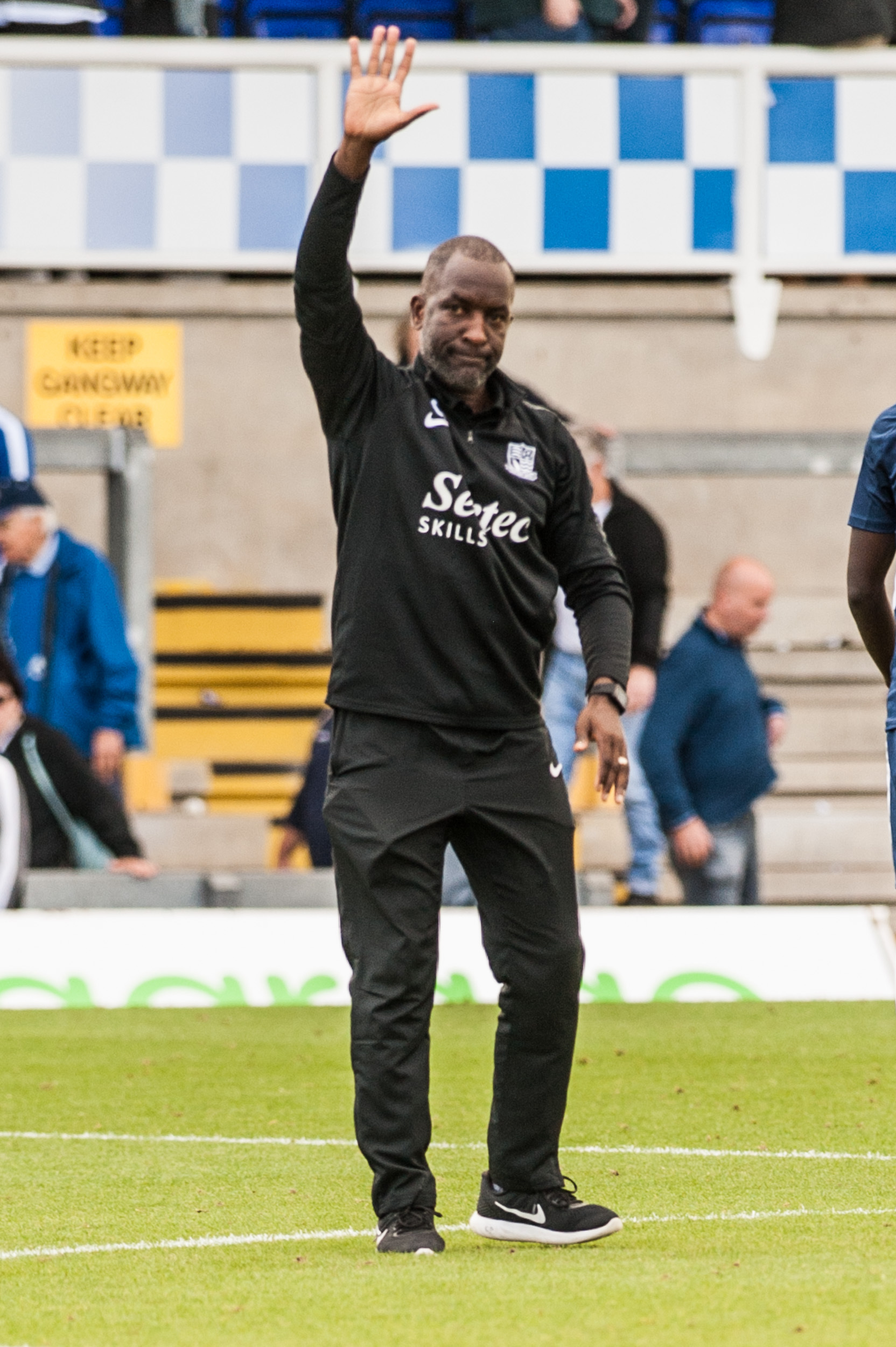 Shortlisted - Southend United manager Chris Powell