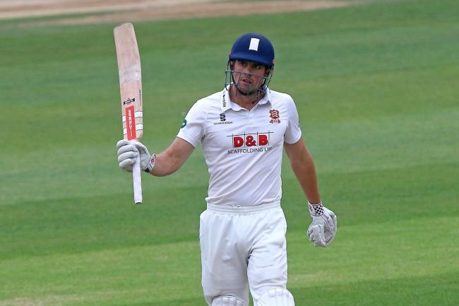 Prolific - Alastair Cook has signed a new contract extension with Essex Picture: TGS PHOTO/GAVIN ELLIS