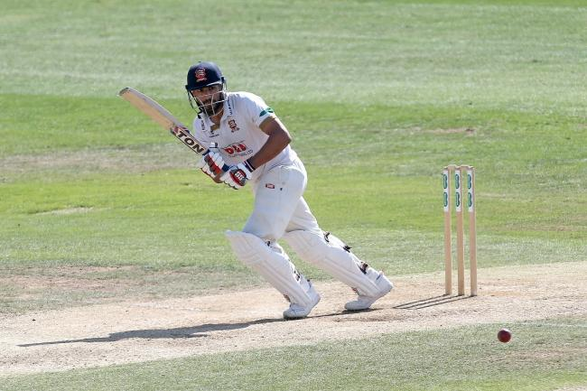 Battling display - Ravi Bopara made an unbeaten 81 during Essex's second innings against Surrey Picture: GAVIN ELLIS/TGSPHOTO