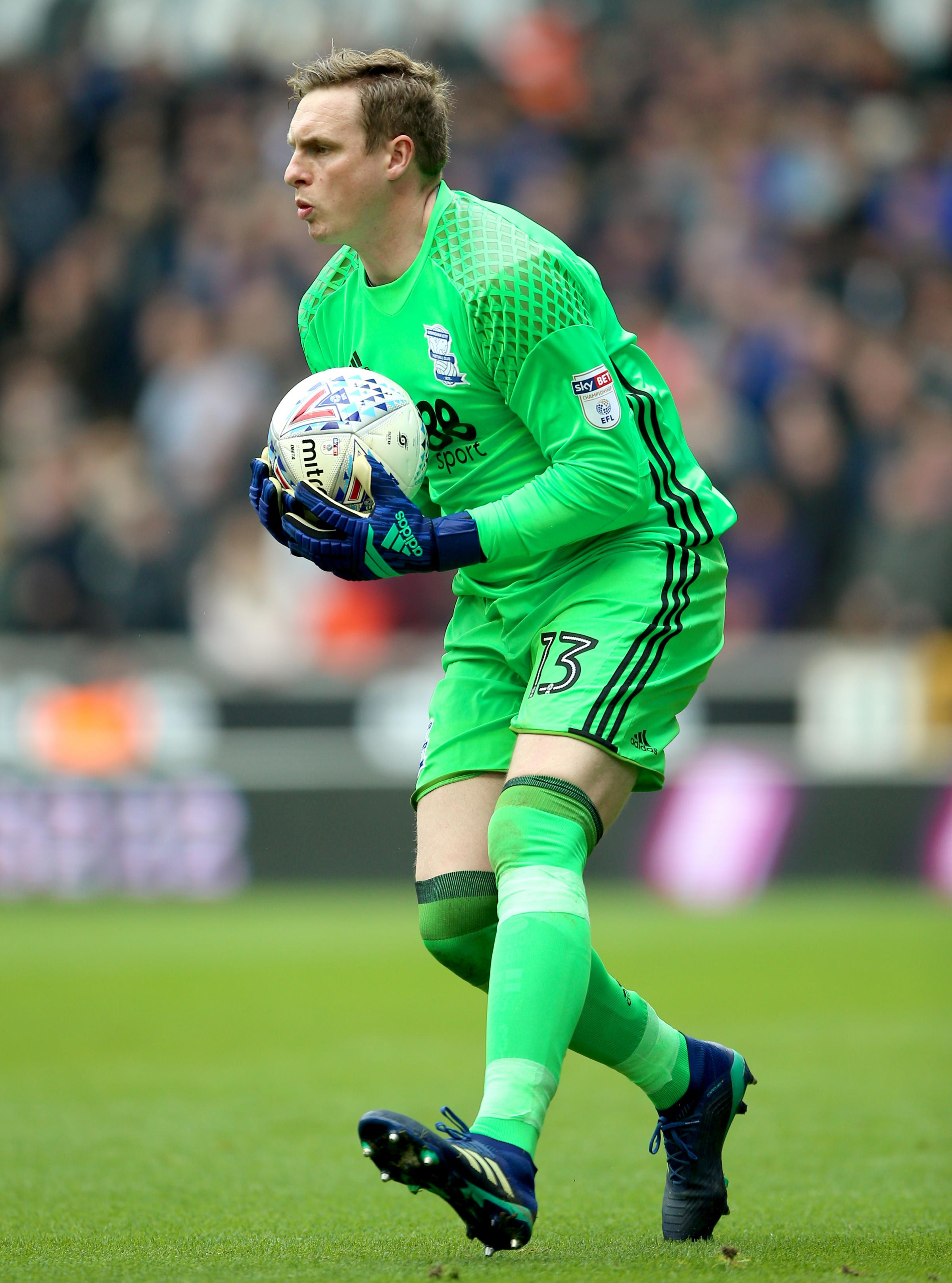 Joining on loan - goalkeeper David Stockdale has joined Southend United
