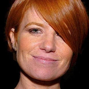 Echo: Patsy Palmer has talked openly about her battle with depression
