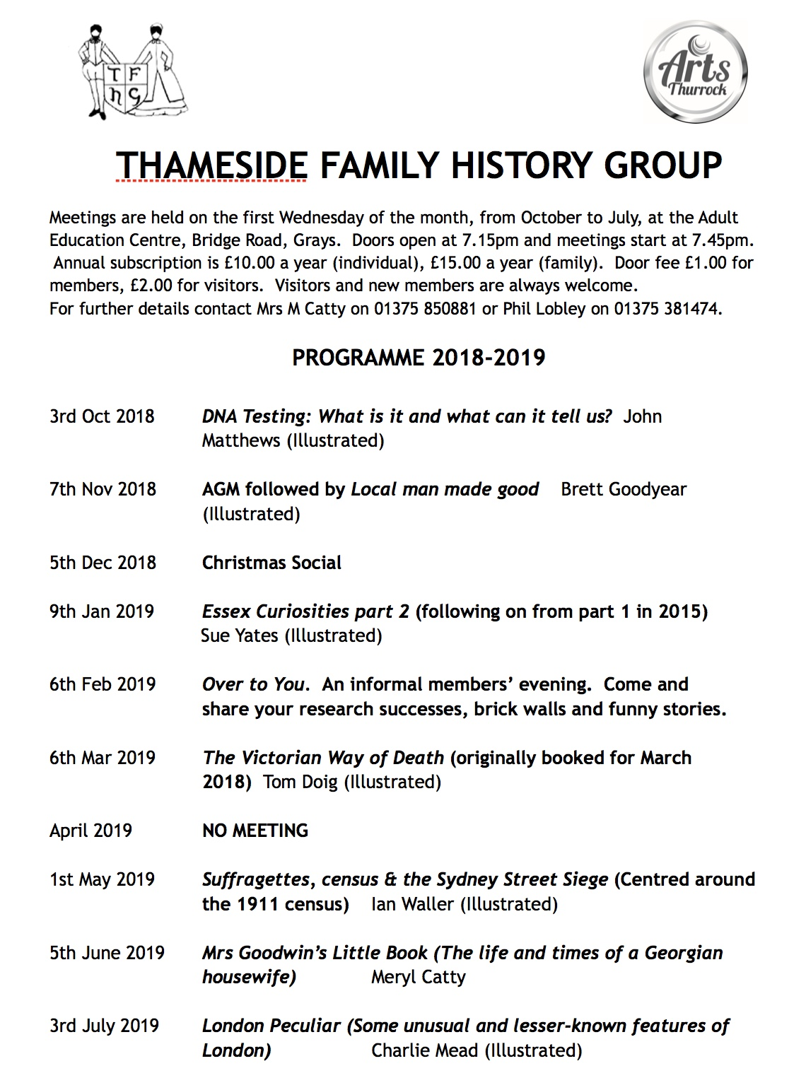 Thameside Family History Group: DNA Testing - What is it and what can it tell us?