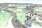 Canvey seafront regeneration