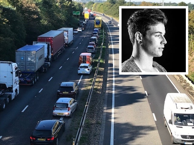 Popular motorbiker's death on A12 was a 'tragic accident'