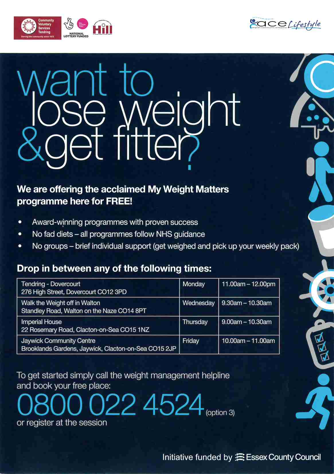 Harwich My weight Matters