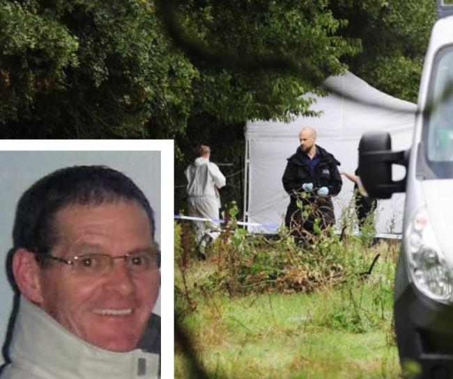 Police identify man whose remains were found in woodland