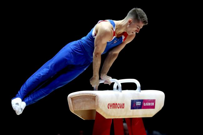 In good form - Max Whitlock