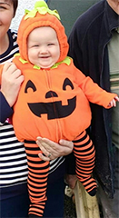 Echo: Little Pumpkin Pic 4 Joanie Taylor