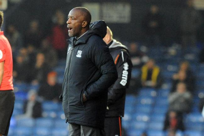 southend united boss chris powell we re in a dogfight echo