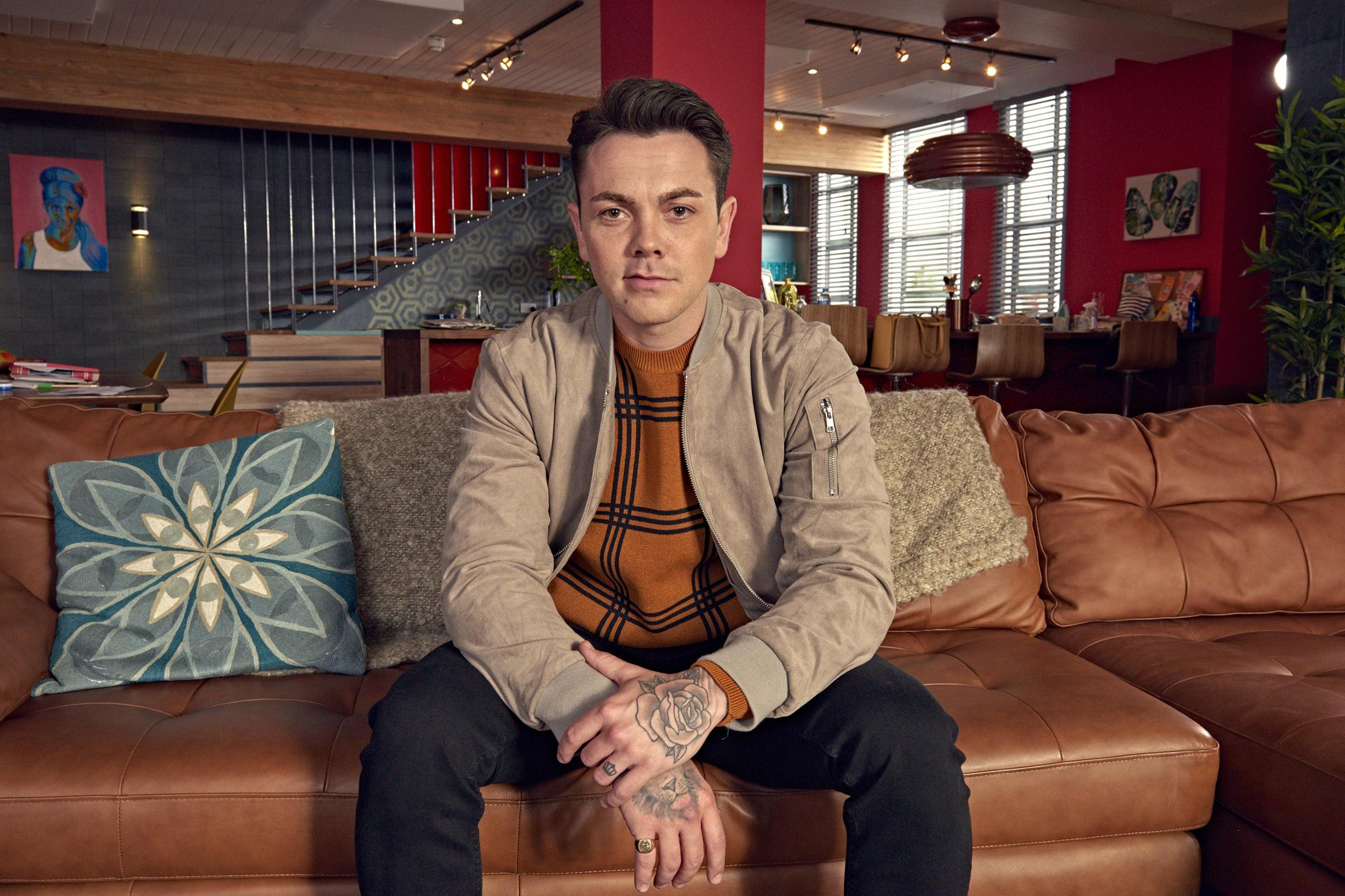 Ray Quinn: Joining Hollyoaks cast is like coming home