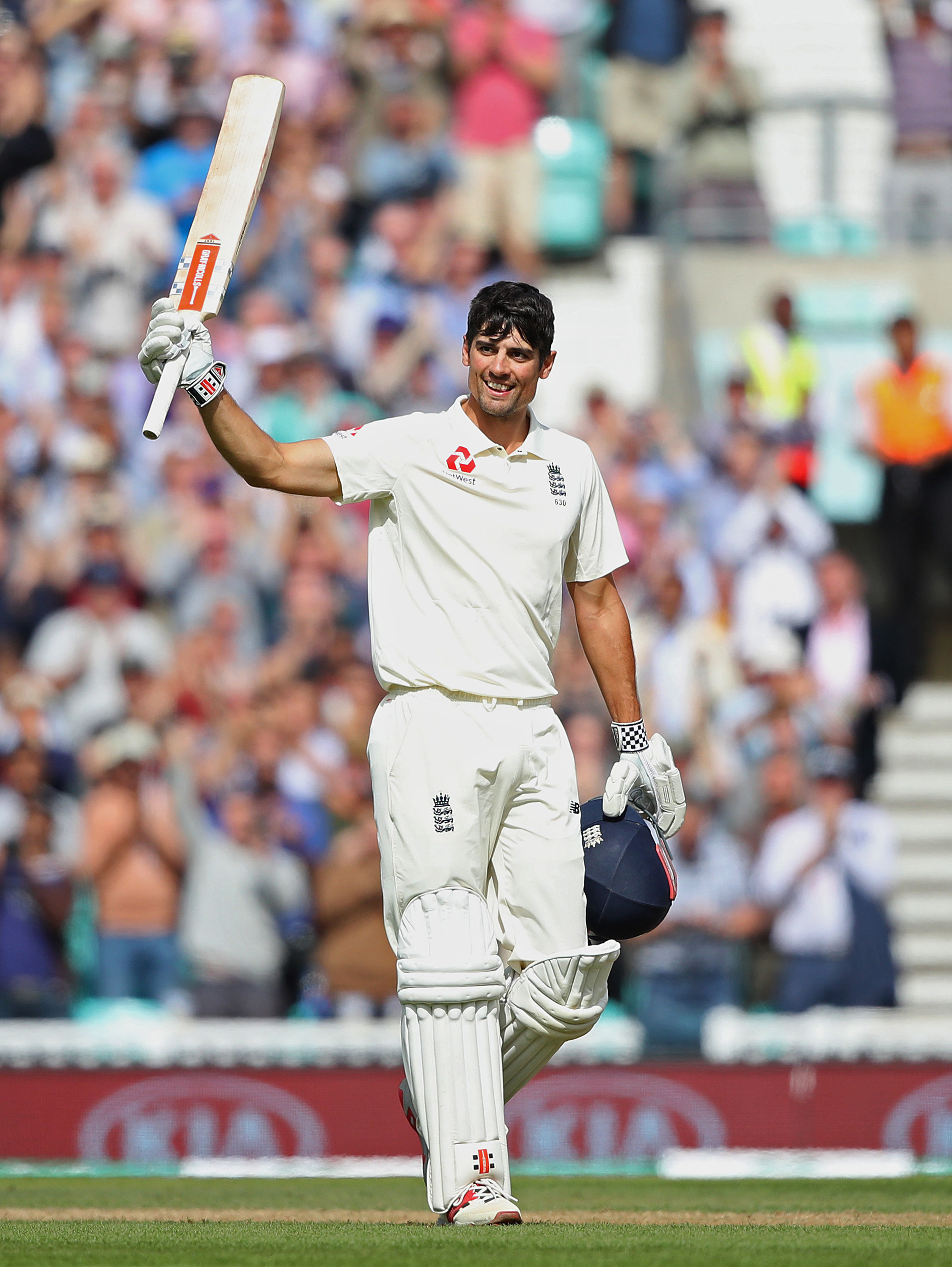 Set for a knighthood? - Alastair Cook