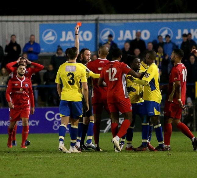 0de51a7bbf85 Late St Albans City goal condemns Billericay Town to fourth ...