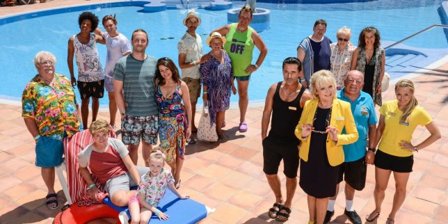 Popular - Benidorm Live has headed to Southend