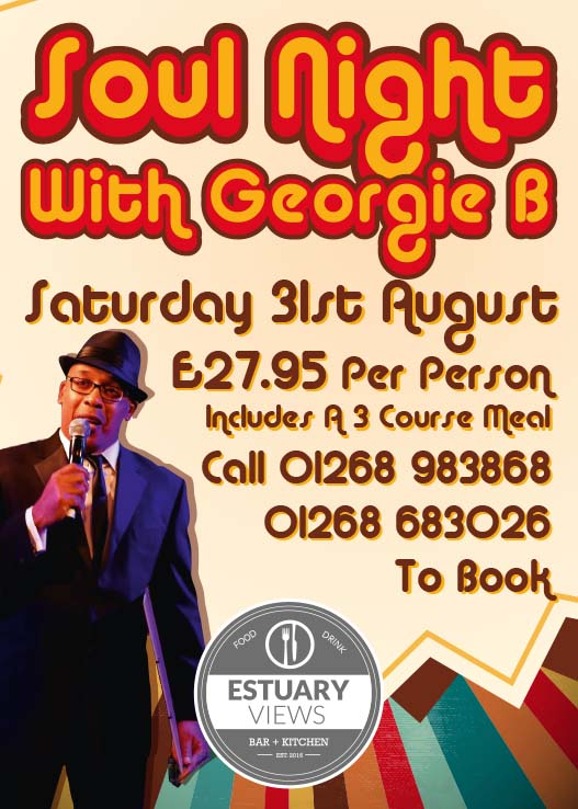 Soul Night with Georgie B