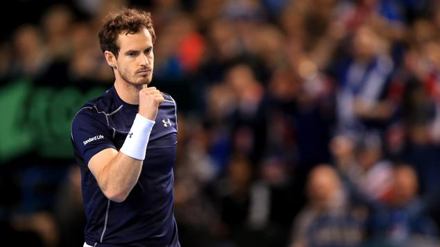 Winner - Andy Murray's achievements put him amongst the greatest sportsmen in history