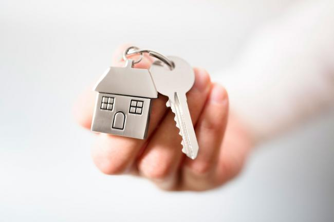 A generic photo of young couple who have bought their first home. See PA Feature FINANCE Property Ladder. Picture credit should read: Thinkstock/PA. WARNING: This picture must only be used to accompany PA Feature FINANCE Property Ladder.