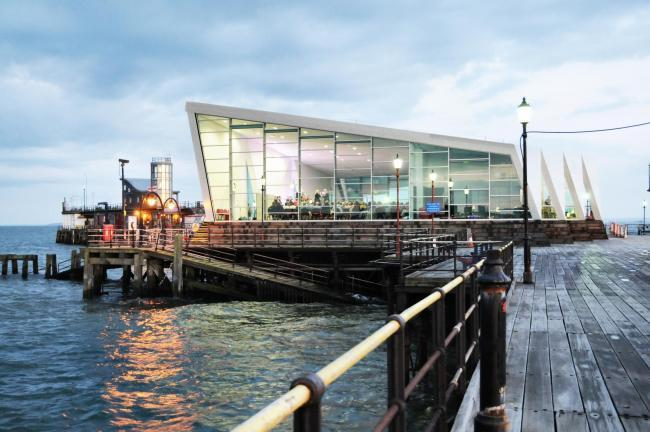 Plans for Southend Pier's refurbishment