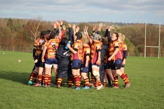 Success - for Westcliff Lionesses
