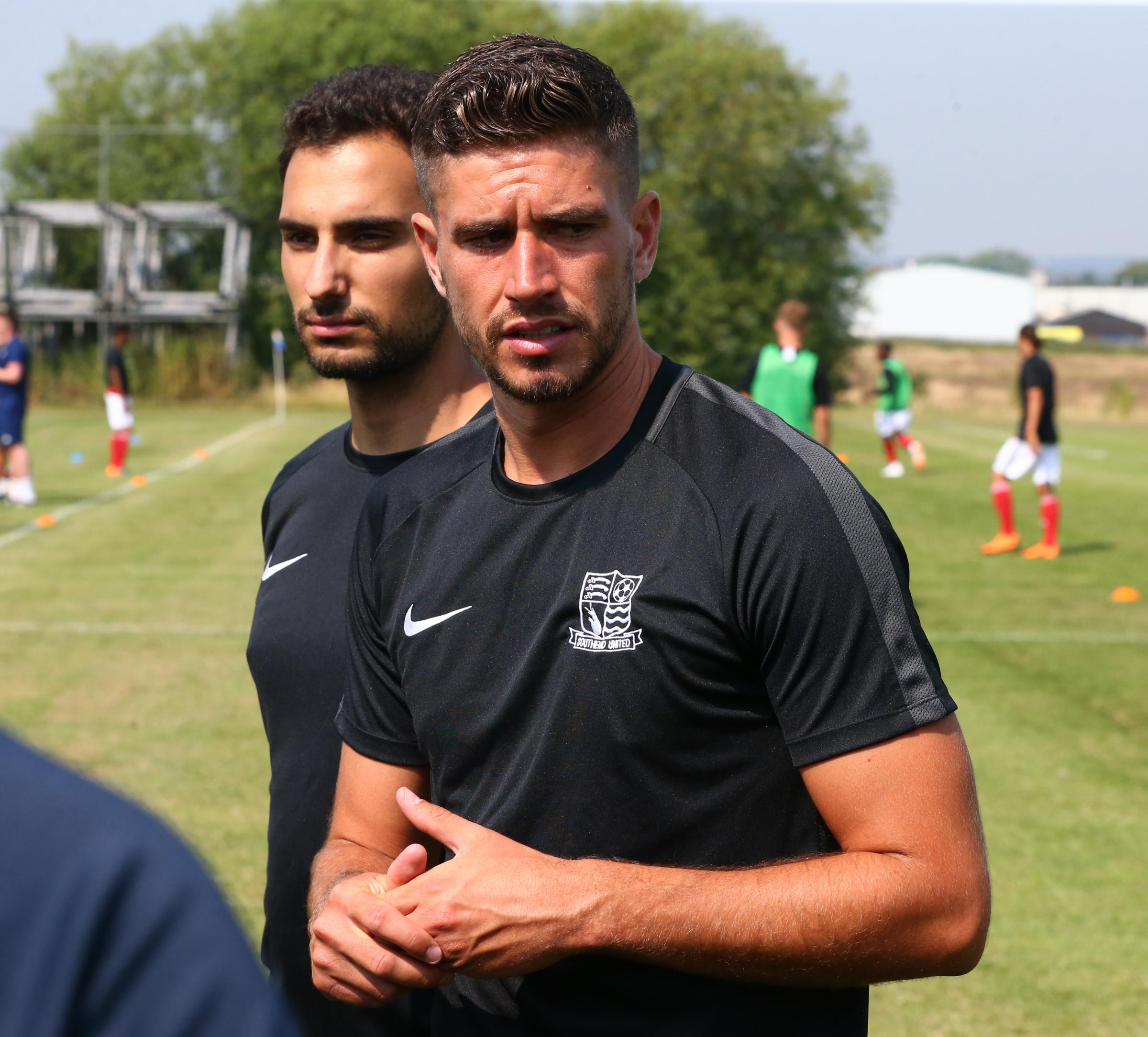 Wanting to make history - Southend United's youth team coach Dave Huzzey