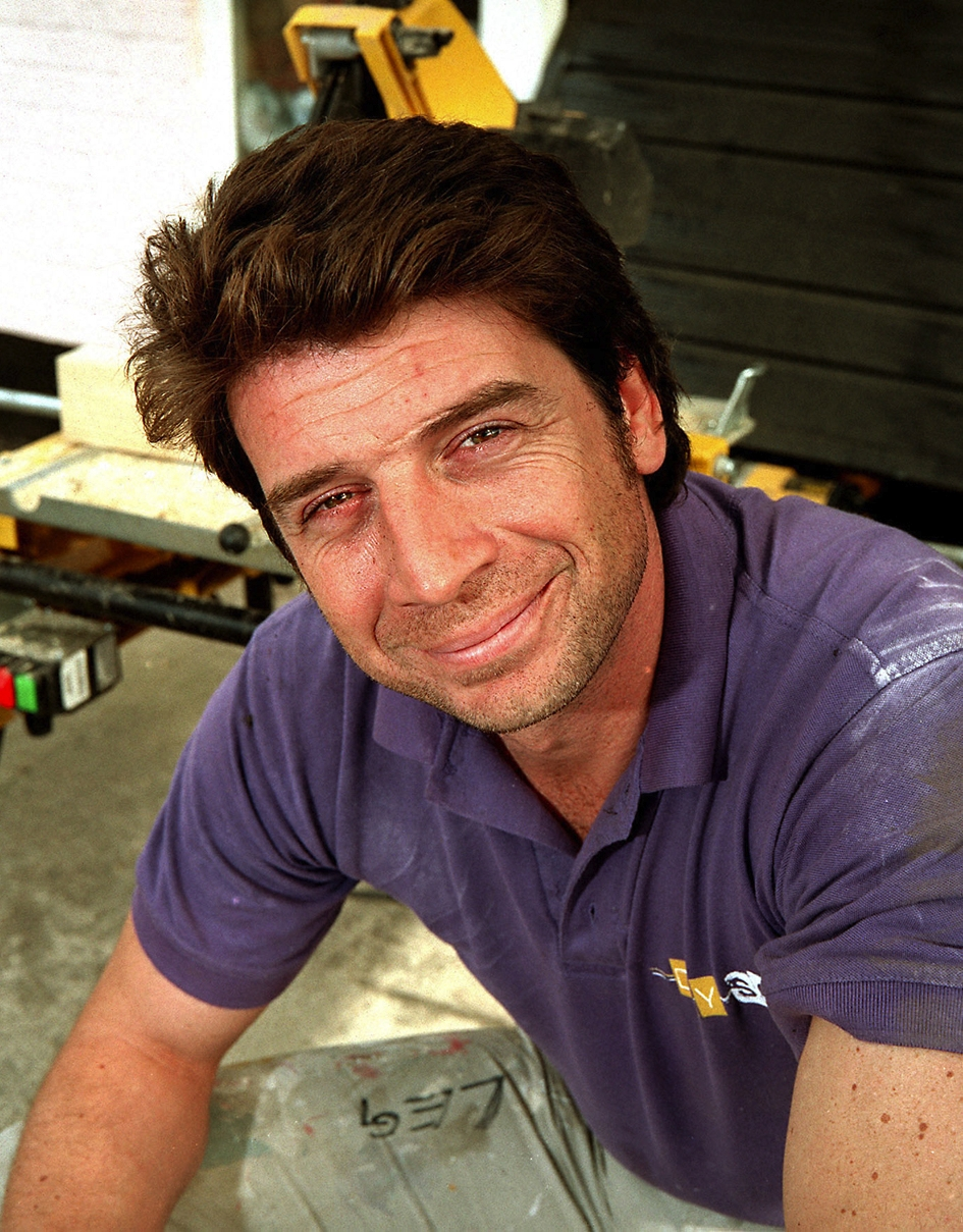 DIY SOS presenter Nick Knowles