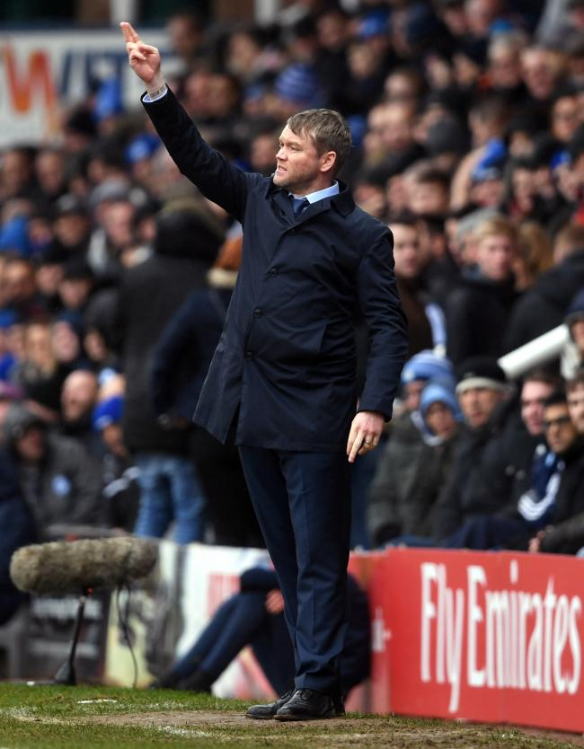 Doing well - Doncaster Rovers manage Grant McCann