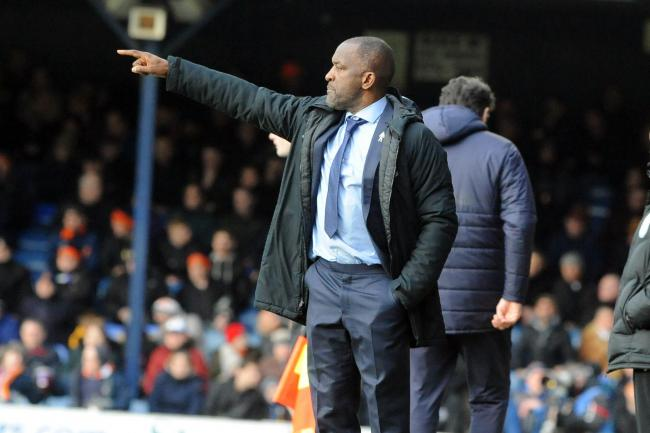 Hindered by injuries - Southend United manager Chris Powell