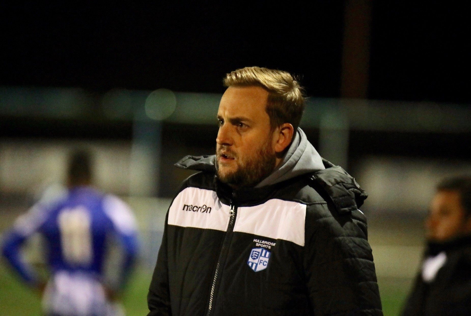Extended ban - Hullbridge Sports chief Darren Manning    Picture: NEIL HUNWICKS