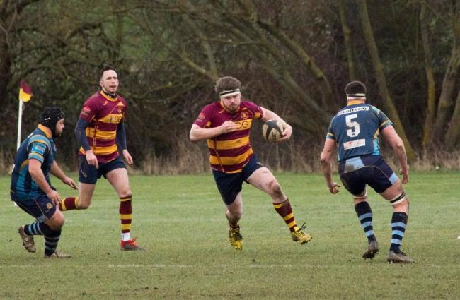 Wanting to bounce back - Westcliff's James Scogings