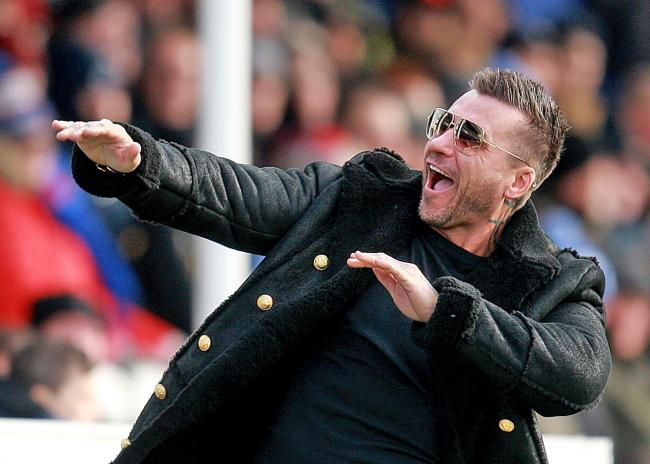 Left the club - Glenn Tamplin Picture: NICKY HAYES/iCORE LTD