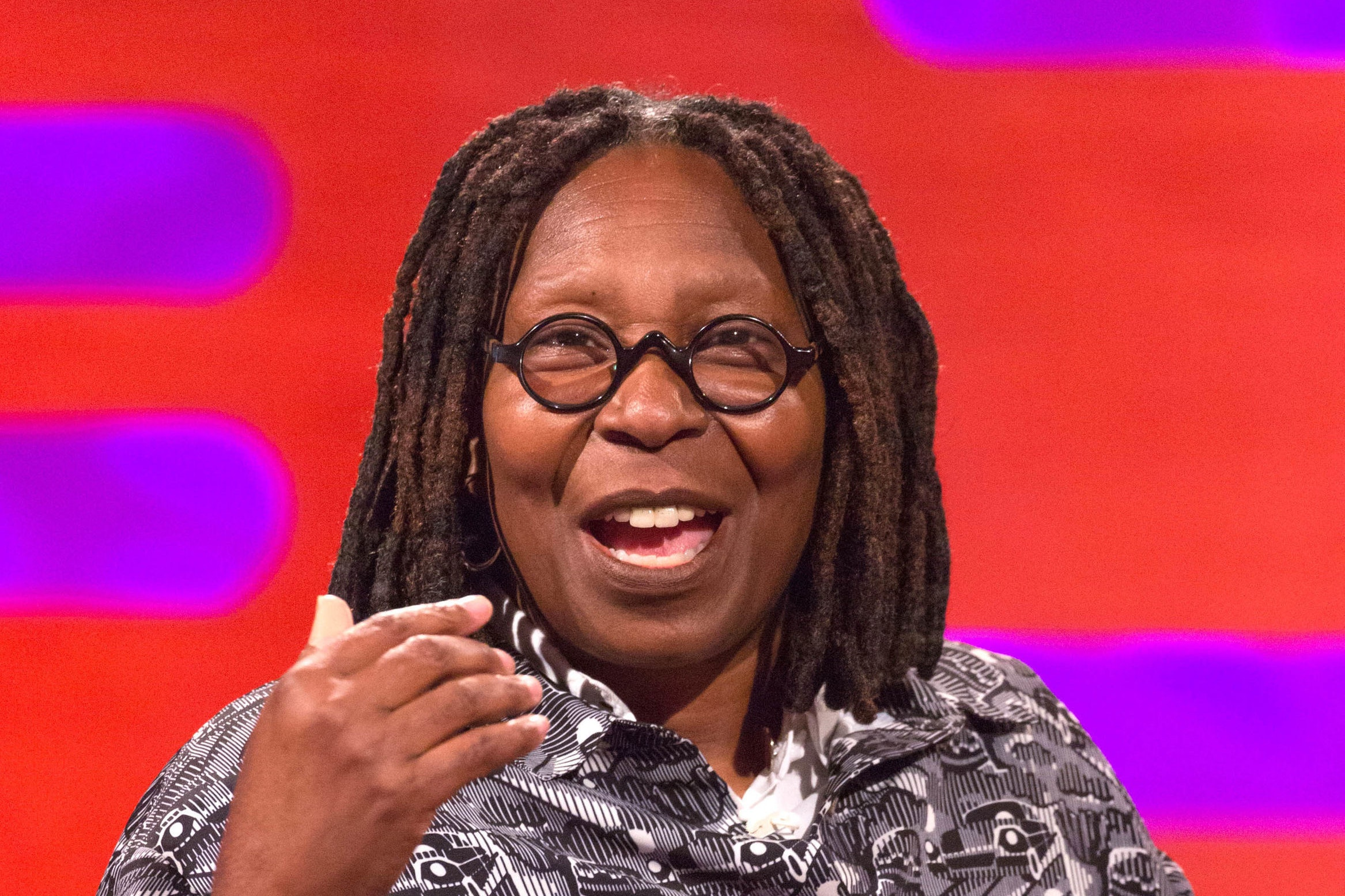 Whoopi Goldberg said she plans to gradually return to her TV show