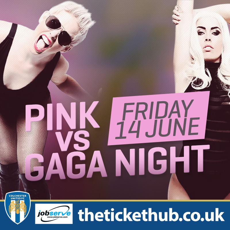 Pink V's GaGa Tribute Night