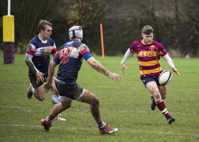 Good win - Westcliff saw off Bedford Athletic
