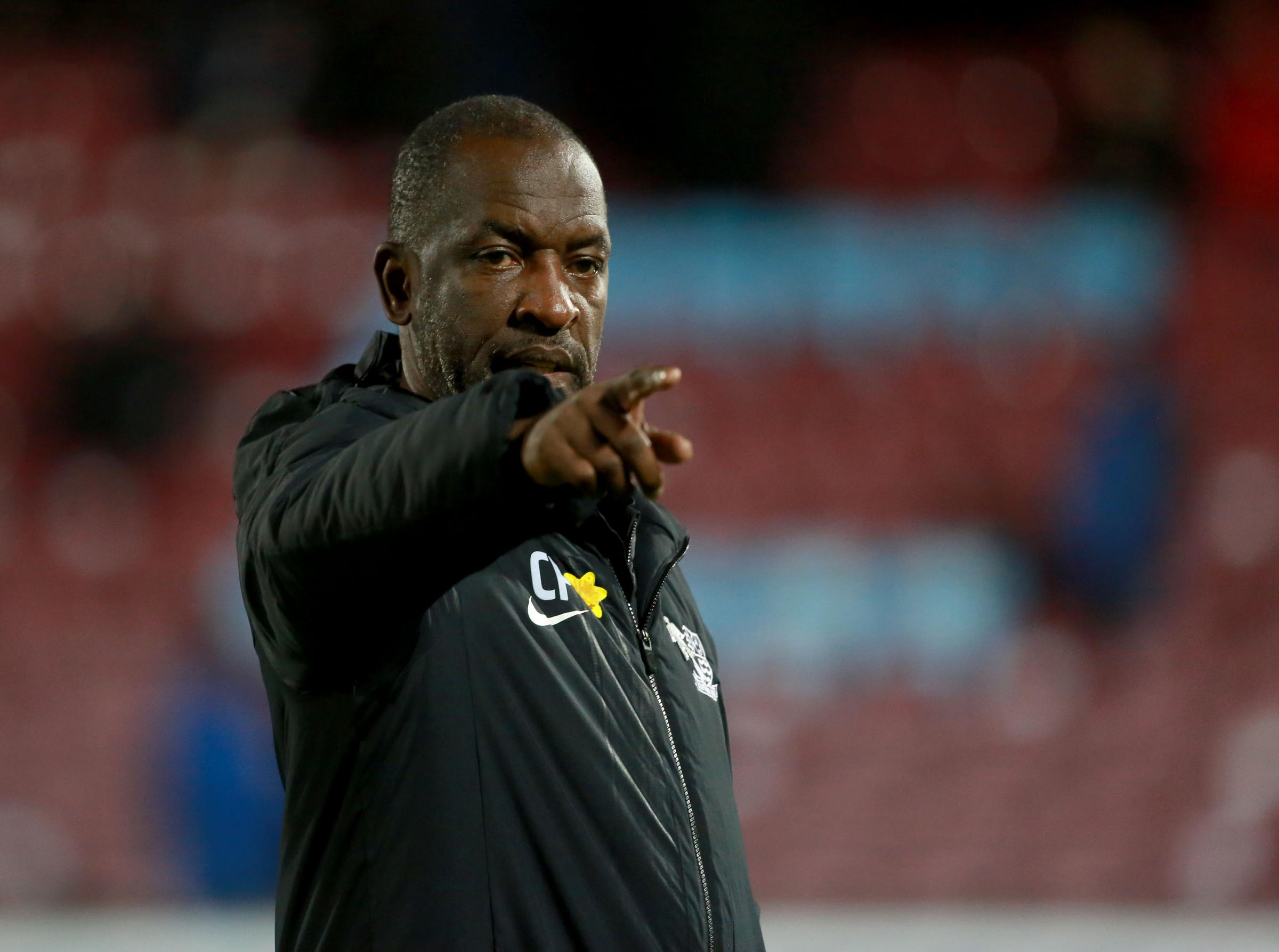 Linked with Walsall - former Southend United manager Chris Powell