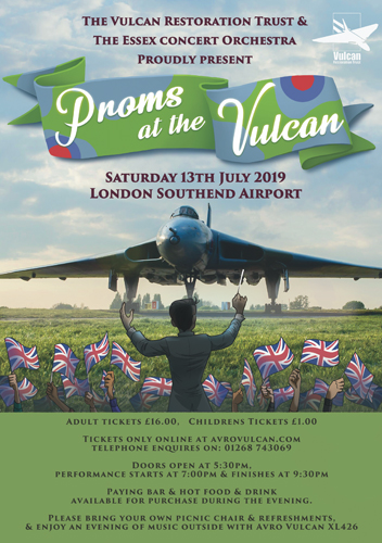 Proms at the Vulcan