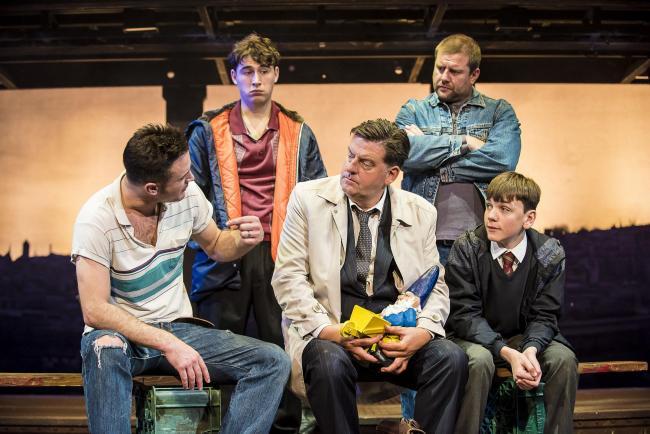 Review - Full Monty is class act at Cliffs