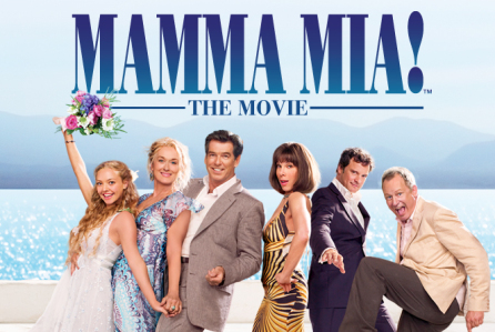 Mamma Mia Party Night