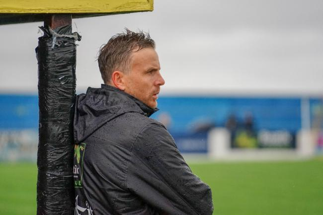 Bolstered his squad - Canvey Island boss Mark Bentley has now made four signings since the end of the season
